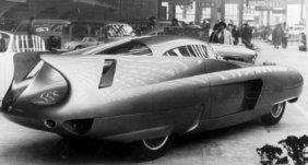 1954 Alfa Romeo Bertone bat 7