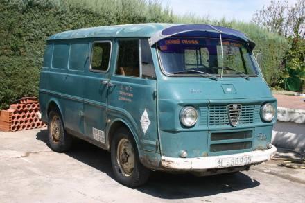 1954 ALFA Romeo Bus (2)