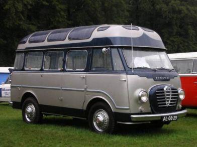 1954 ALFA Romeo BUS