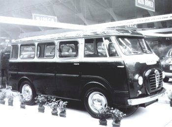 1954 Alfa romeo romeo-turin