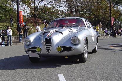 1955 Alfa Romeo 1900 Super Sport Zagato Coupé