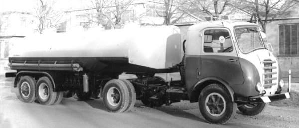1955 ALFA ROMEO 950 tracteur