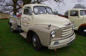 1955 Bedford A-Series 1-ton pickup (2800cc)