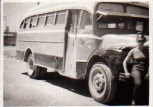 1955 Bedford Agosti Argentina