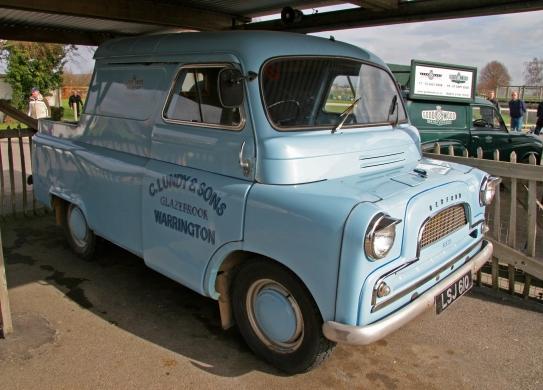 1955 Bedford CA LSJ610