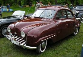 1955 SAAB 92 B