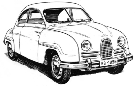 1956 - 1960 - The Saab Way