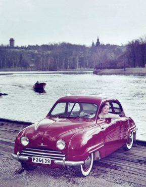 1956 Saab 92 B De Luxe