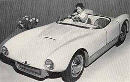 1956 saab sonnet I prototype