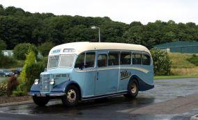 1957 Bedford OB Duple Classic Vista