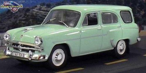 1957 Moskvitch 423N