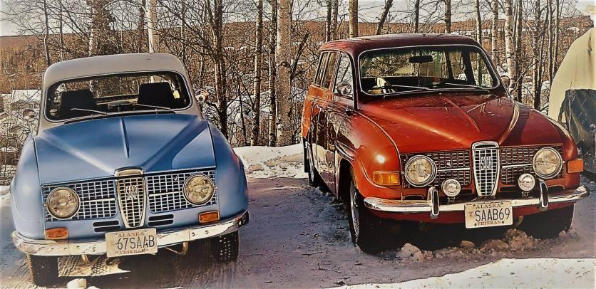 1957 Saab 95 2maal