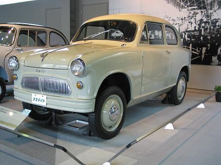 1957 Suzulight Model SL