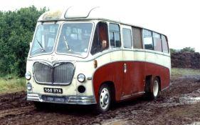 1958 Bedford C4Z2 Duple Vista C29F Ex-Blagdon Lioness Blagdon