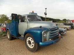 1958 Bedford D-series recovery lorry