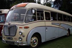 1958 Bedford Duple Vaga SB3