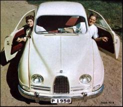 1958 Saab 93B