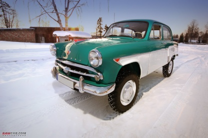 1959 AZLK-410N Moscvich 410N