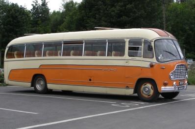 1959 Bedford SB-181ECV