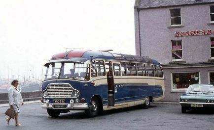 1959 Bedford SB3 with Duple Super Vega C41F bodywork