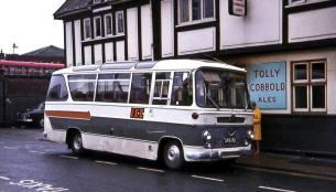 1959 Bedford VAS, ex-Alexander (Midland)