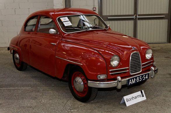 1959 Saab 93B (1957–1959)