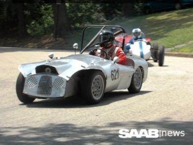 1959 Saab Quantum I driving