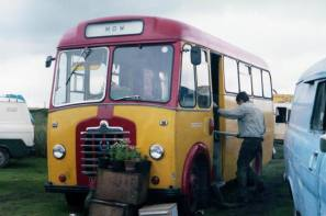 1960 Bedford C5Z1 Duple Midland B20F