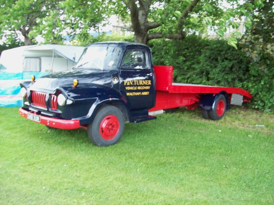 1960 Bedford J-Type Recovery Truck