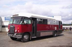 1960 Bedford SB NZ