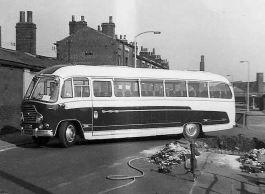 1960 Bedford SB1 Duple Super Vega C37F