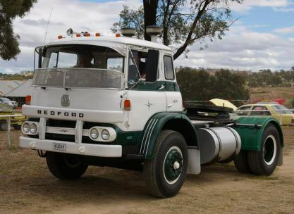 1960 Bedford Tractor