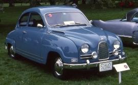 1960 Saab 93 GT750