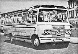 1961 Bedford Van Hool