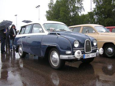 1961 SAAB 95