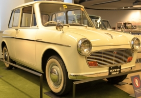 1962-1963 Suzuki Suzulight Fronte TLA