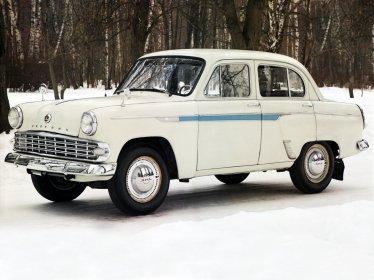 1962-1965 Москвич 403
