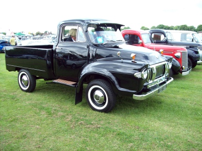 1962 Bedford J type Pick Up 723 XUL