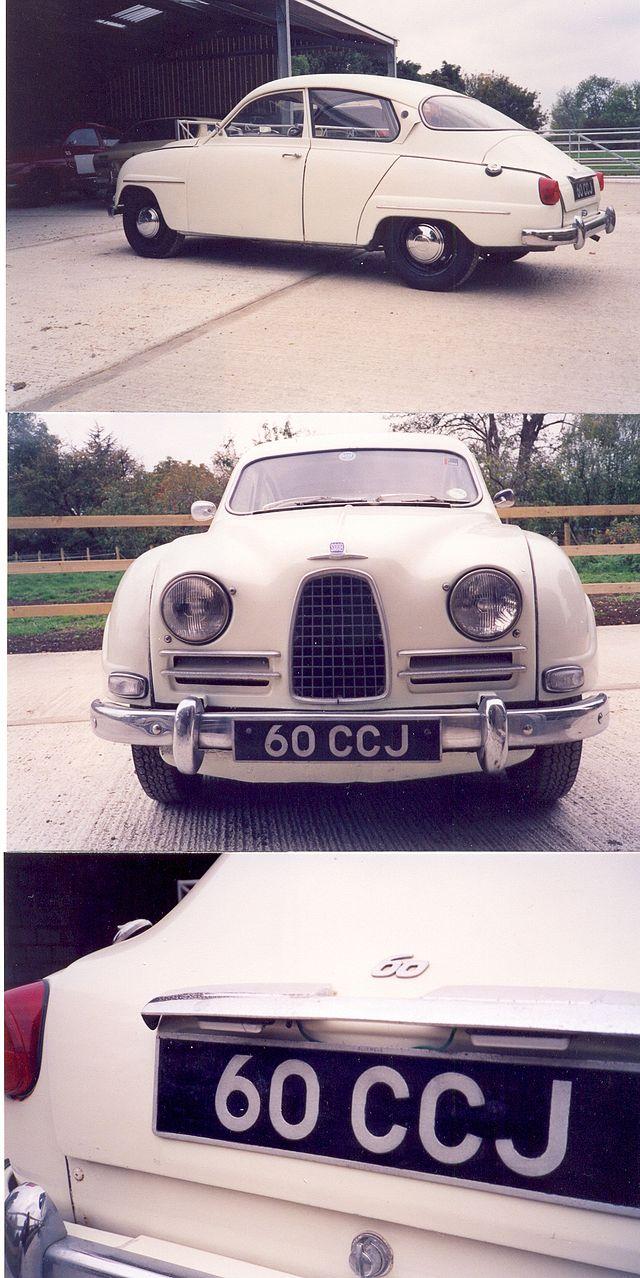 1962 Saab 60