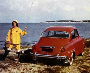 1962 saab 96-a 1962