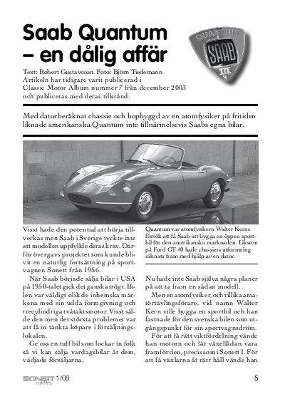 1962 Saab Quantum III adv