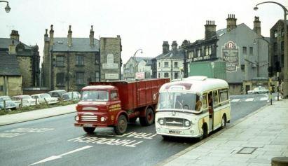 1963 Bedford TJX835