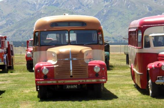 1963 Bedford VAL New Zealand