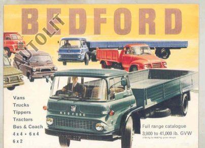 1963 Bedford WV7929