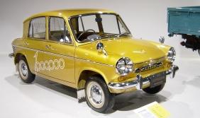 1963 Mazda-carol-1st-generation