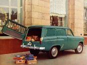1963 Moskvich 432 van