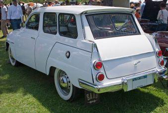1963 SAAB 95 wagon