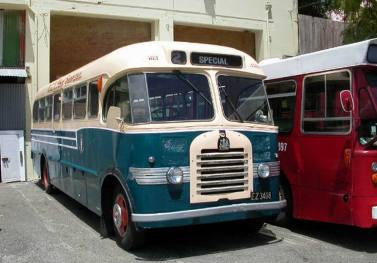 1964 Bedford SB3