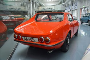 1964 Saab Catherina e