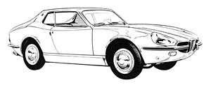 1964 Saab Catherina f